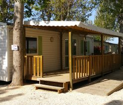 Location mobil-home PMR à Argelès