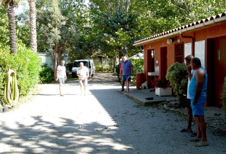 Camping 3 étoiles Au Flamenco