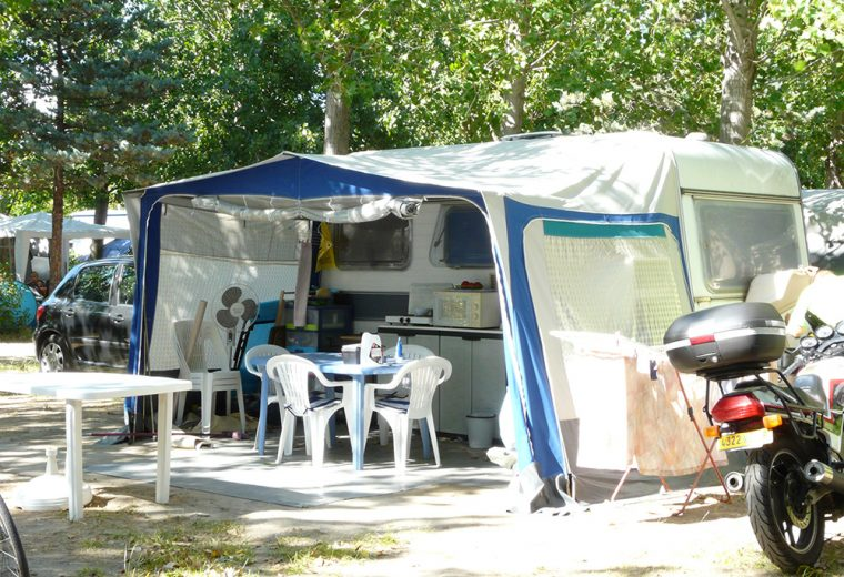 Emplacements de camping pas cher