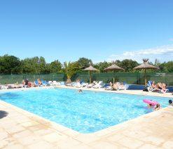 Camping 3 étoiles Pyrénées-orientales avec piscine